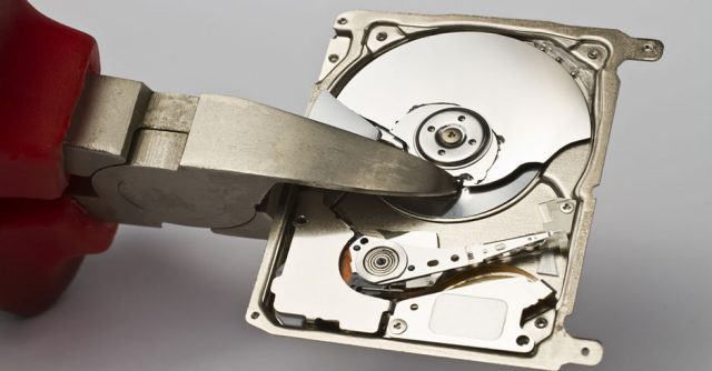 Permanent Ways to Erase Your Data