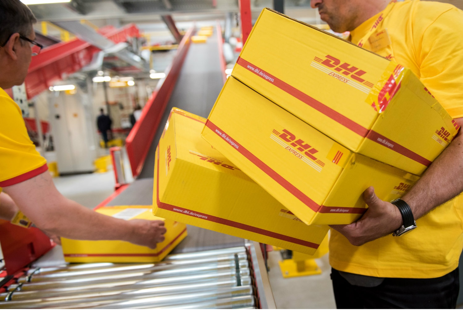 Explaining the Rates and DHL Shipping Fee