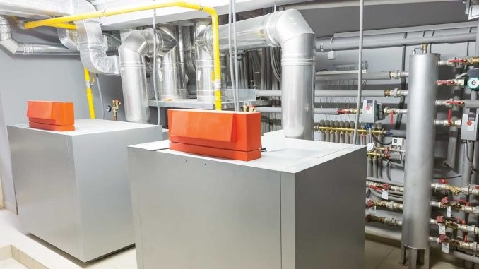 HVAC Equipment and Power Efficiency Improvements