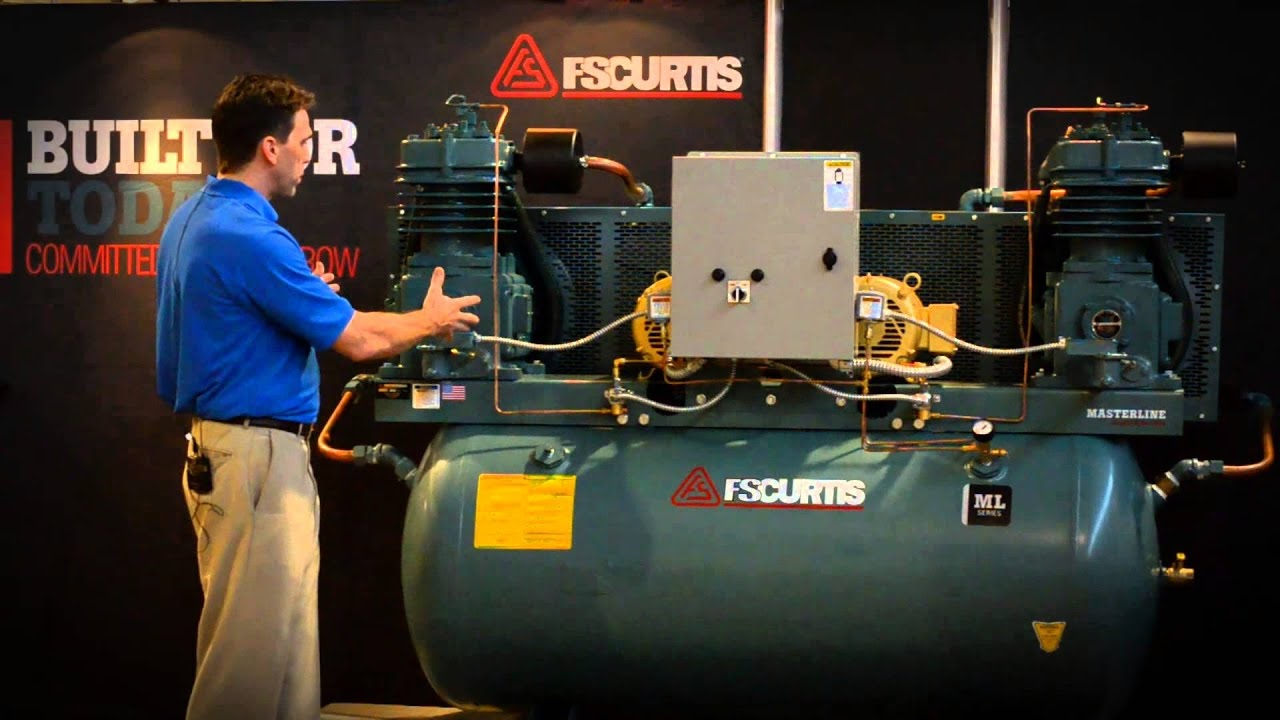 Why Industries Prefer Using Rotary Screw Air Compressors?