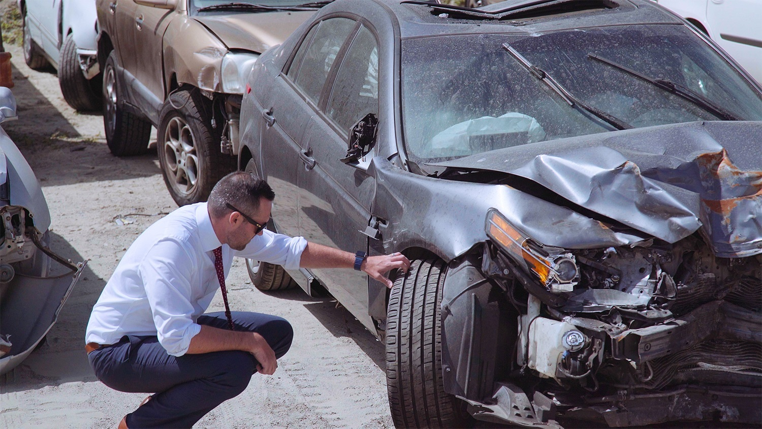 What should be the Right Attitude of your Car Accident Attorney?