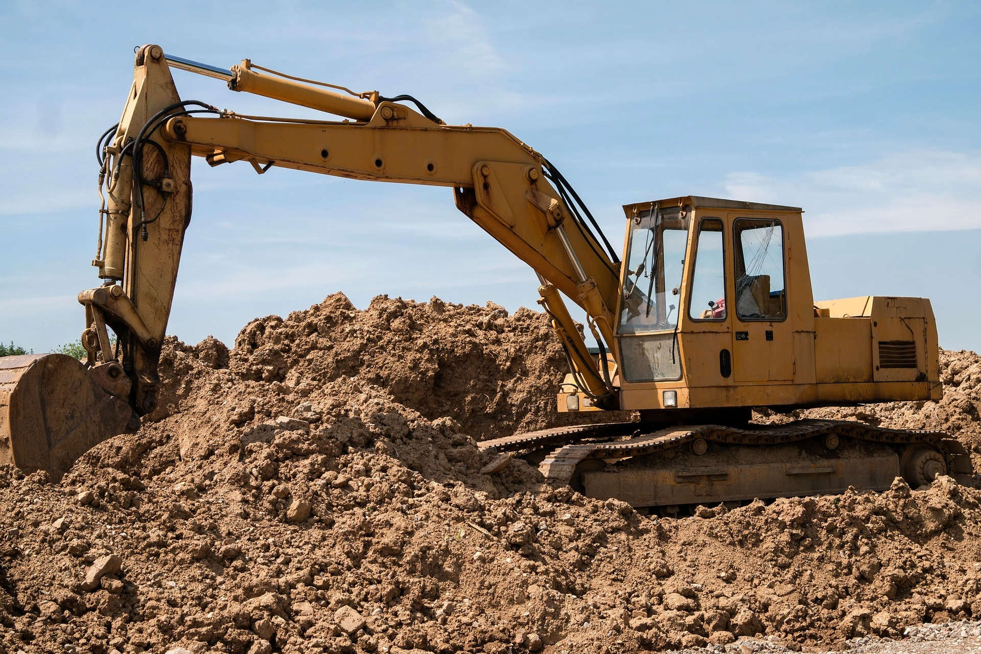 Health and Safety Concerns with Excavators