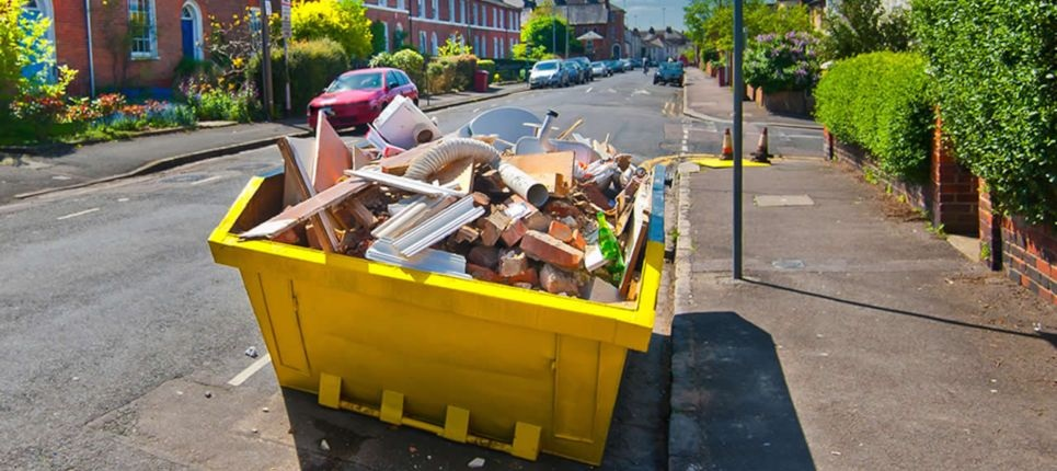 What size domestic skip do I need?