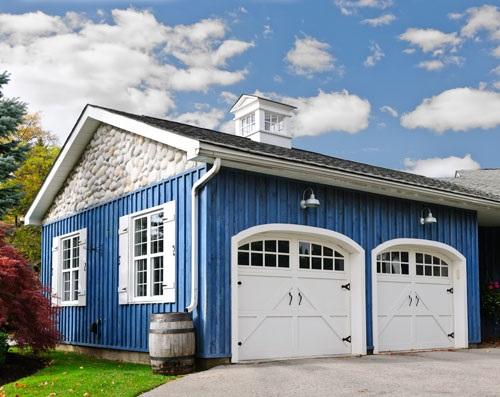 How Big Is a Garage Door?