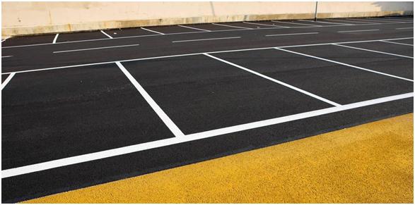 How Proper Parking Lot Maintenance Benefits Businesses