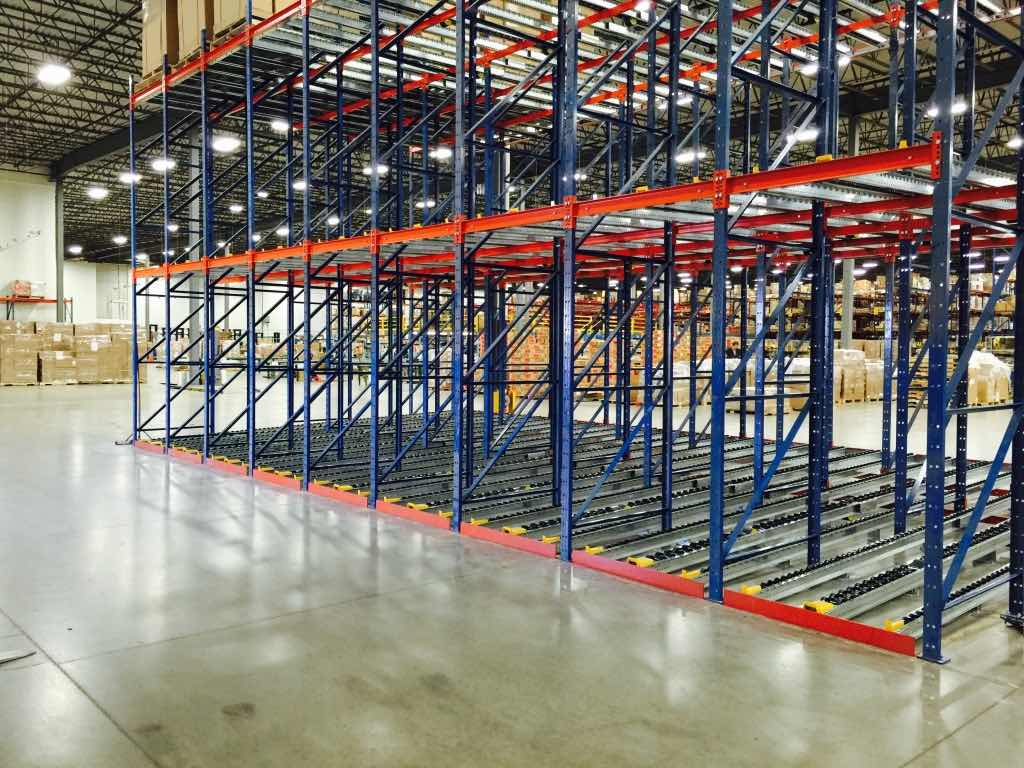 How to use pallet racking systems safely