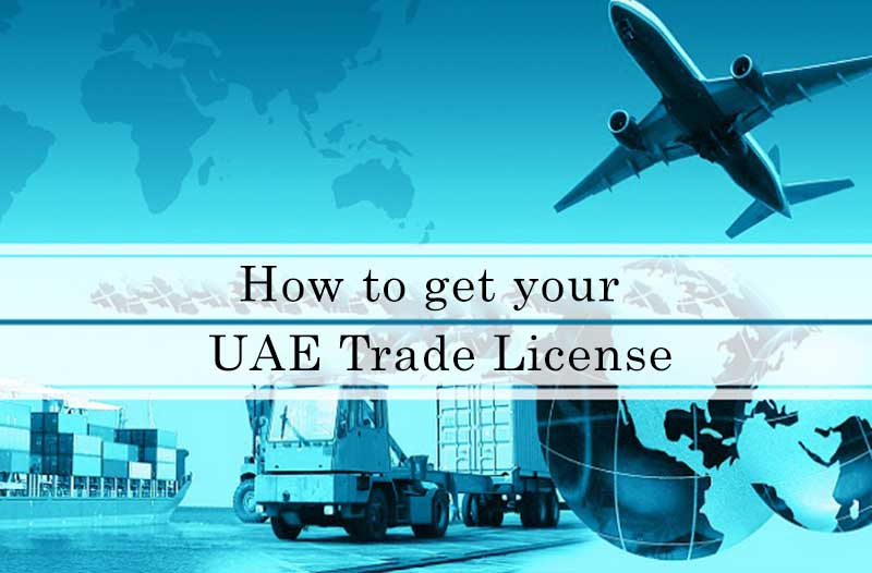 How to get your UAE trade license?