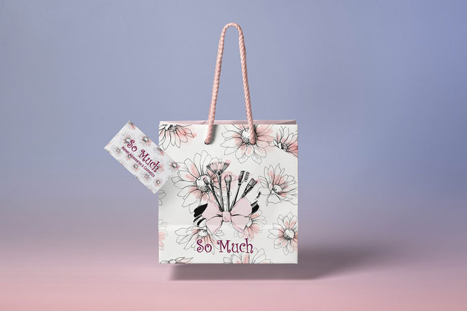 Grow Your Brand Name by Using Custom Shopping Bags